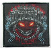 Disturbed - '10,000' Woven Patch